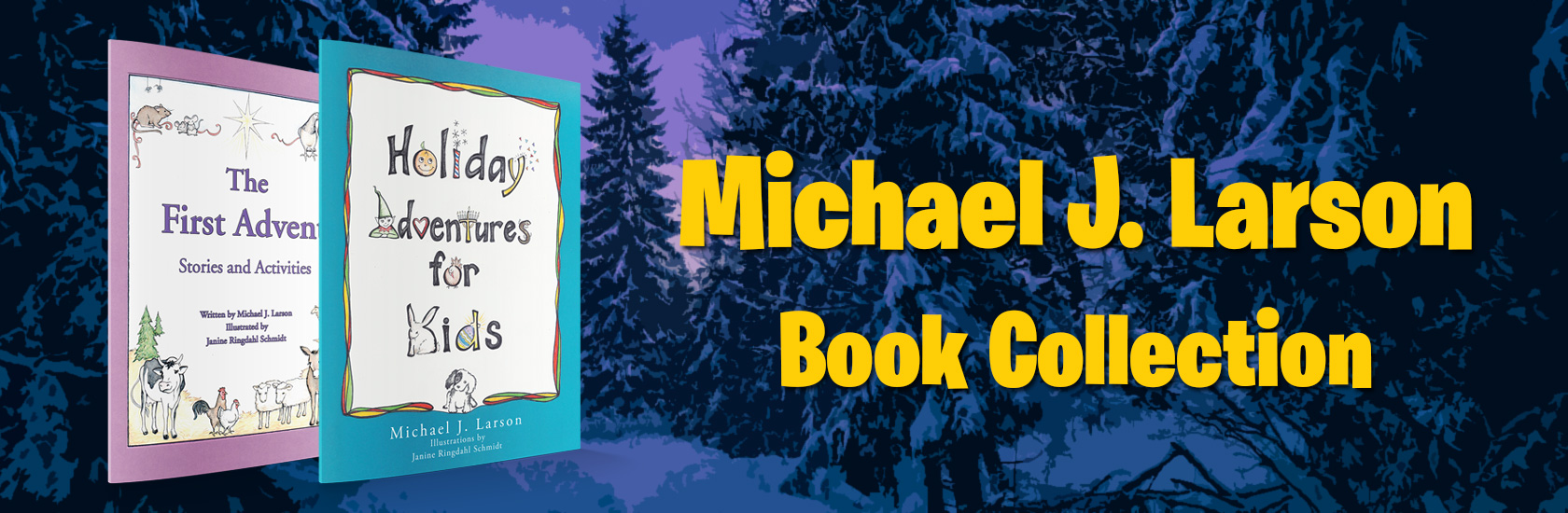 Michael J. Larson Book Collection